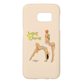 Acrobats Juliet Circus Phone Case