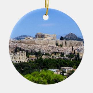 Acropolis – Athens Ceramic Ornament