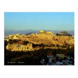 Acropolis – Athens Postcard