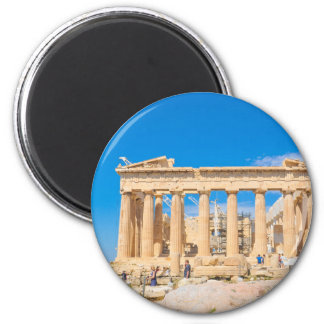 Acropolis in Athens, Greece Magnet