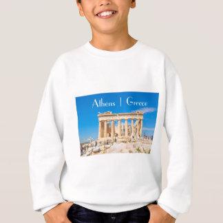 Acropolis in Athens, Greece Sweatshirt