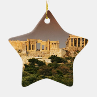 acropolis--of--athens--Aggelin--jpg Ceramic Ornament