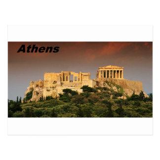 Acropolis--of--Athens. [kan.k] jpg Postcard