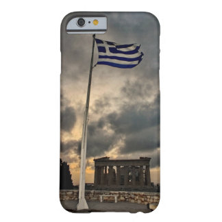 Acropolis Parthenon Sunset Greece Barely There iPhone 6 Case