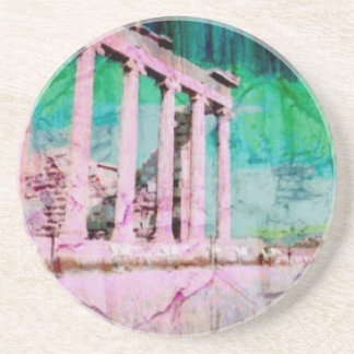 Acropolis Series Beverage Coaster