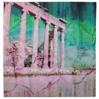 Acropolis Series Cloth Napkin