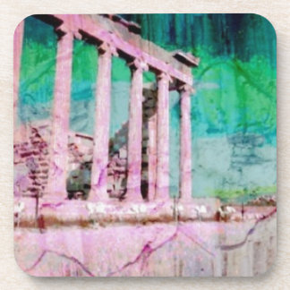 Acropolis Series Drink Coasters