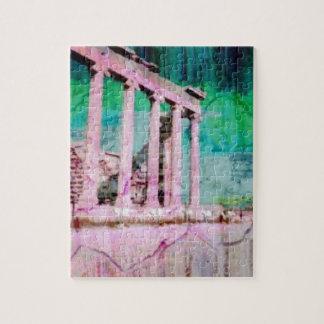 Acropolis Series Jigsaw Puzzle