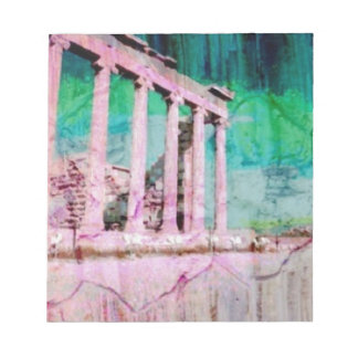 Acropolis Series Notepad