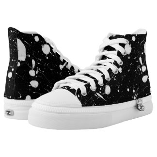 Across the Universe High Tops