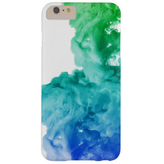Acrylic color or ink in water barely there iPhone 6 plus case