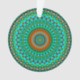 Acrylic Ornament Geometric Mandala G388