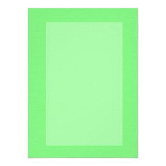 Acrylic Shades  DIY TEMPLATE use your skills 14 Cm X 19 Cm Invitation Card