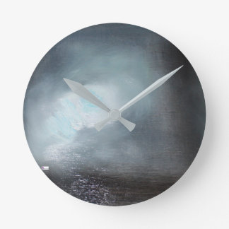 Acrylic Wall Clock Round (Medium) 15
