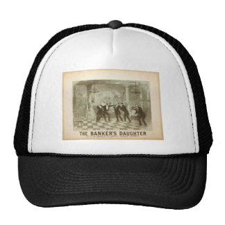Act 3 the Quarrelat at the Embassy - An Insult Res Trucker Hats