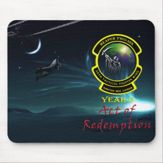 Act of Redemption Mousepad