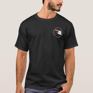 ACT Skyline Logo on Dark T-Shirt