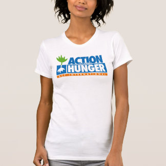 Action Against Hunger Ladies Tank