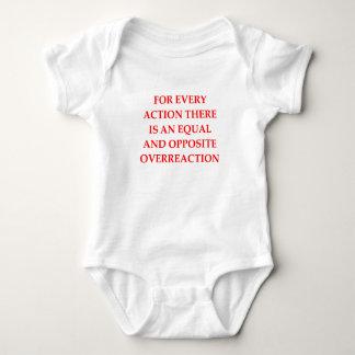 action baby bodysuit