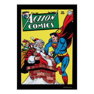 Action Comics #105 Posters