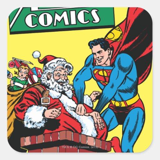 Action Comics #105 Stickers