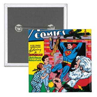 Action Comics #117 Pinback Buttons