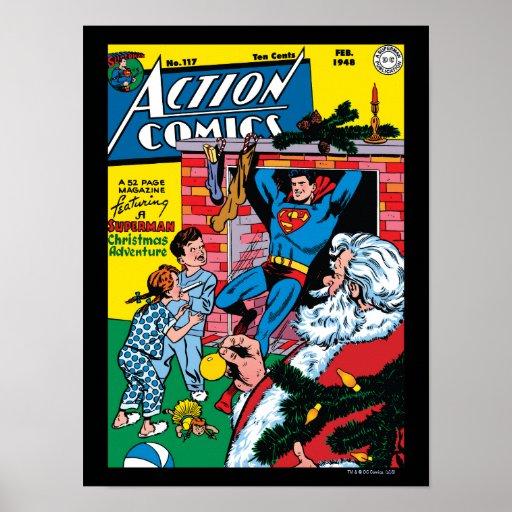 Action Comics #117 Print
