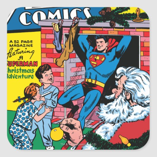 Action Comics #117 Stickers