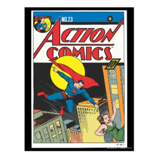 Action Comics #23 Postcard