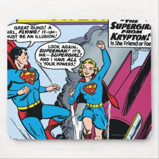 Action Comics #252 Mouse Pad