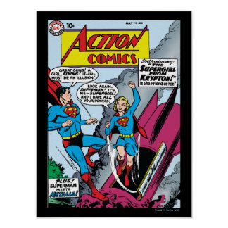 Action Comics #252 Posters