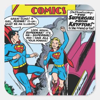 Action Comics 252 Stickers