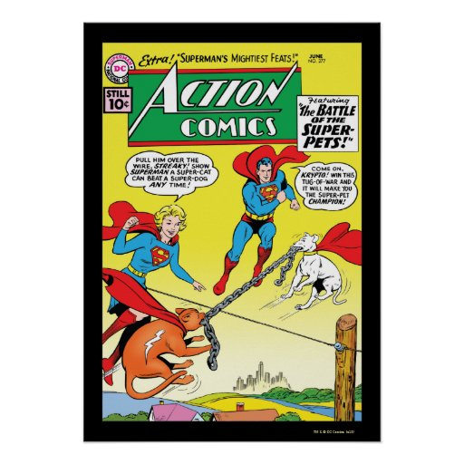 Action Comics #277 Posters