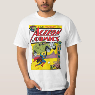 Action Comics #33 T-Shirt