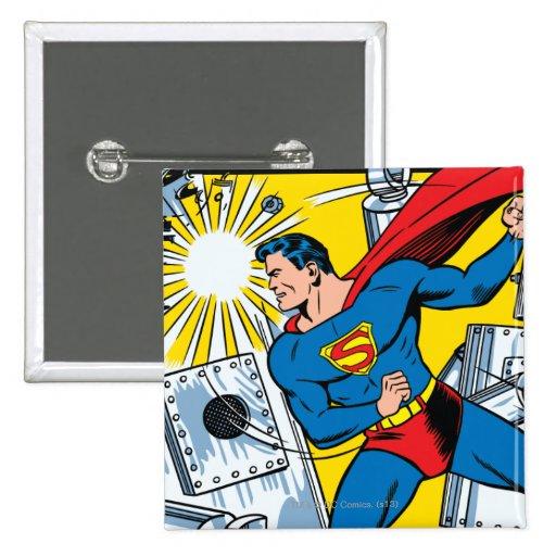 Action Comics #36 Button