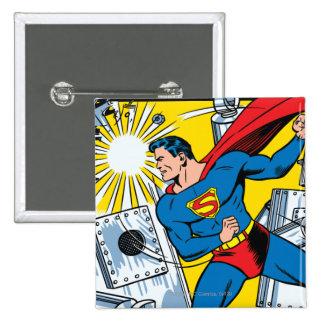 Action Comics 36 Button