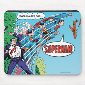 Action Comics #426 Mouse Pad