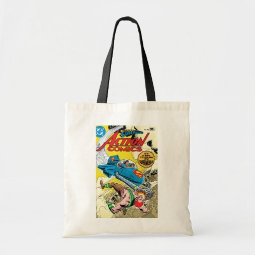 Action Comics #481 Tote Bags