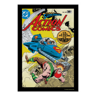 Action Comics #481 Print