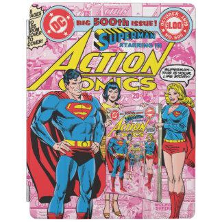 Action Comics #500 Oct 1979 iPad Cover