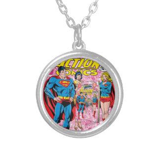 Action Comics #500 Oct 1979 Round Pendant Necklace