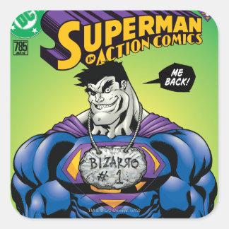 Action Comics 785 Jan 02 Stickers