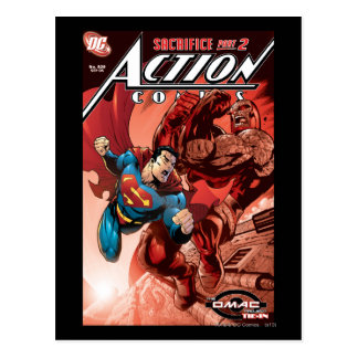 Action Comics #829 Sep 05 Postcard