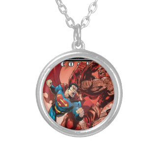 Action Comics #829 Sep 05 Silver Plated Necklace