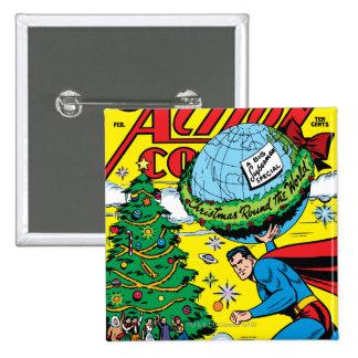 Action Comics #93 Pins