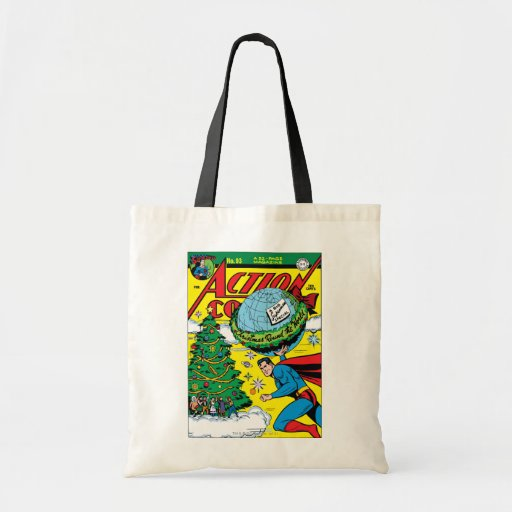 Action Comics #93 Tote Bags