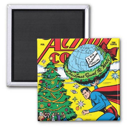 Action Comics #93 Refrigerator Magnet