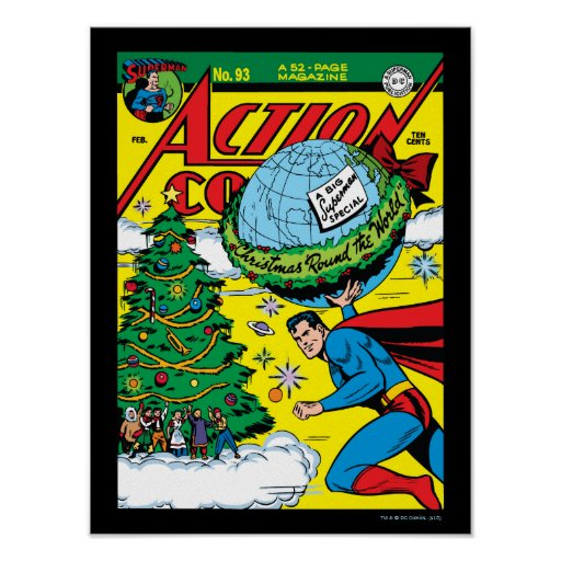 Action Comics #93 Posters