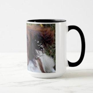 Action Dog Mug