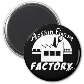 Action Figure Factory Magnet style A